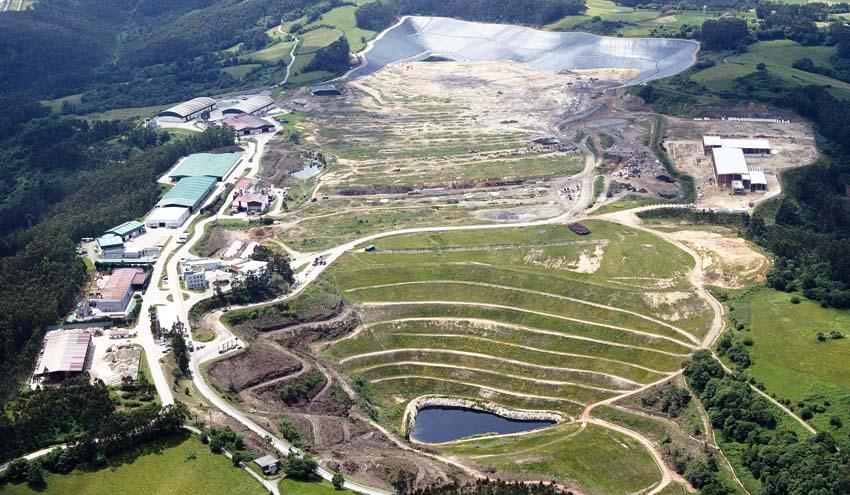 Adjudicada la redacción del anteproyecto de la nueva planta de clasificación de basura bruta de Cogersa