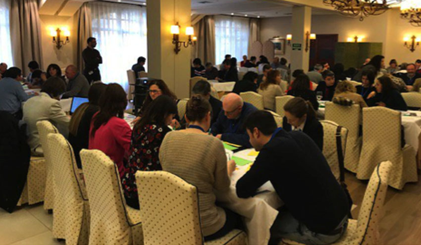Profesionales de Euskadi, Navarra y La Rioja estudian sinergias en economía circular en el sector agroalimentario