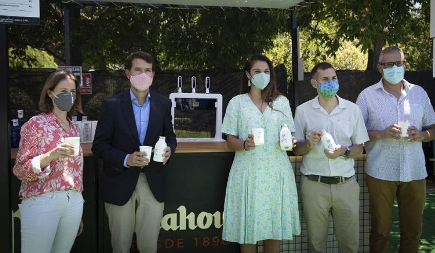 Valencia acoge un sistema piloto para reutilizar envases de plásticos en eventos y restauración