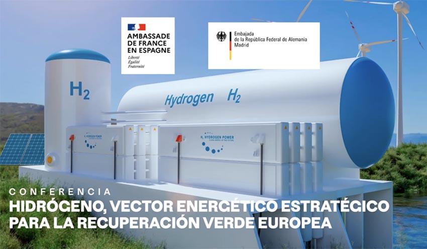 Hidrógeno, vector energético para la recuperación verde Europea
