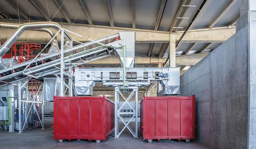 La ARC destina cinco millones de euros a mejorar las plantas de tratamiento de residuos