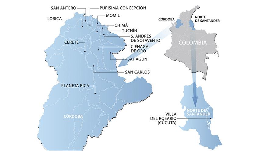 Aqualia entra en la gestión del agua urbana en Latinoamérica con dos operaciones en Colombia