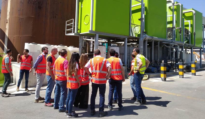 Veolia reúne en Valencia a sus expertos para analizar novedades en depuración de aguas industriales