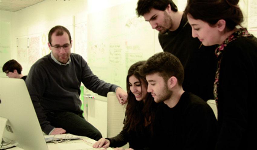Alumnos de ELISAVA realizarán los proyectos finales de grado en SUEZ Water Spain