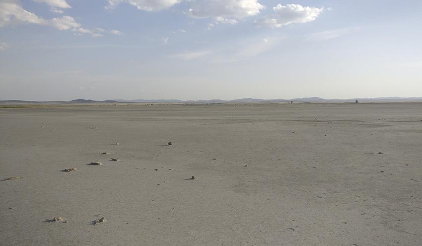Ríos, lagos y embalses emiten grandes cantidades de dióxido de carbono a la atmósfera cuando se secan