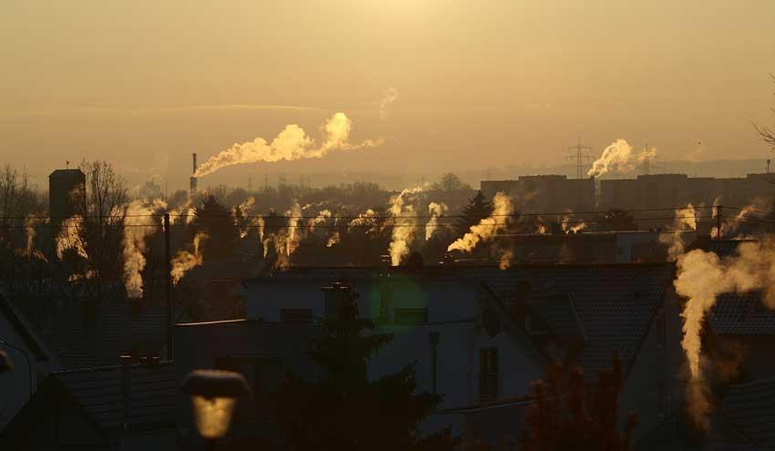 El 25% de las emisiones de efecto invernadero en Europa provienen de las viviendas
