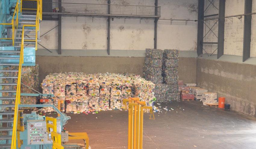 Ferrovial Serviços se adjudica la explotación del centro de separación de residuos portugués de LIPOR