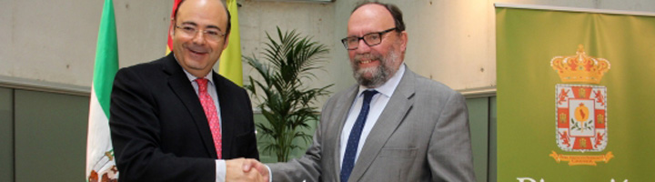 La Diputación y la Universidad de Granada coordinan esfuerzos técnicos para optimizar la gestión de residuos en la provincia