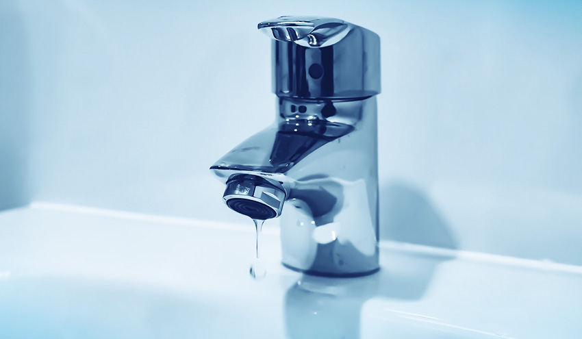 Gastar menos agua para cuidar de la naturaleza