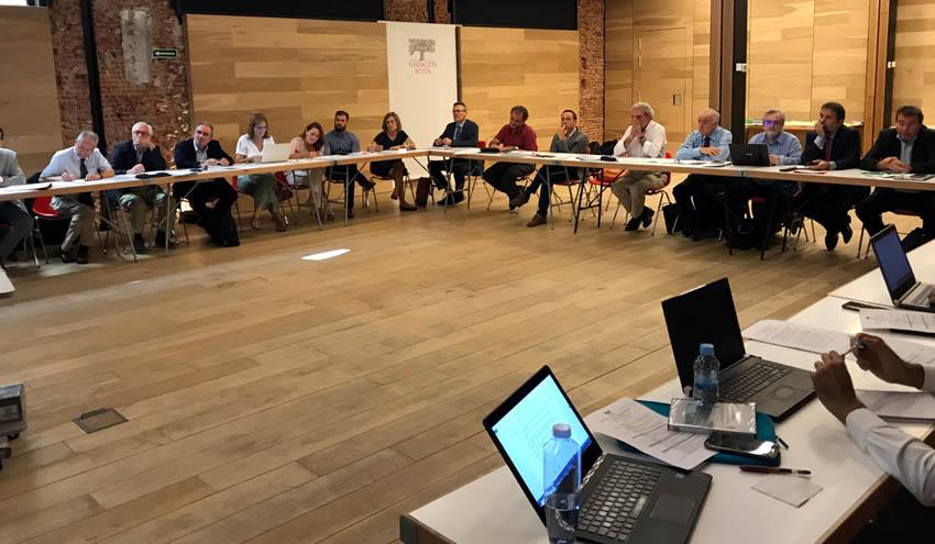 Promedio expone su modelo de gestión de depuradoras en el Observatorio del Agua de la Fundación Botín