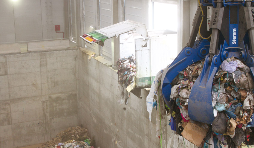 STEMM, líderes en equipos para la manipulación eficaz de residuos