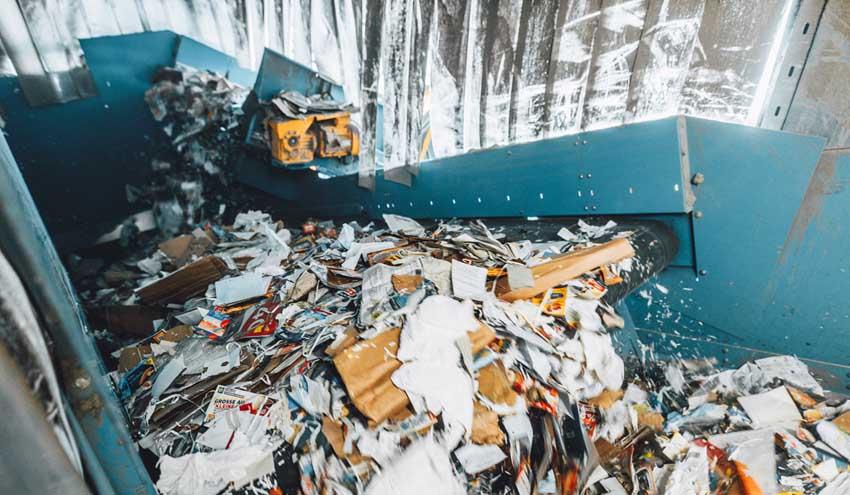 AUTOSORT® de TOMRA optimiza la capacidad y aumenta el nivel de pureza en plantas de reciclado de papel
