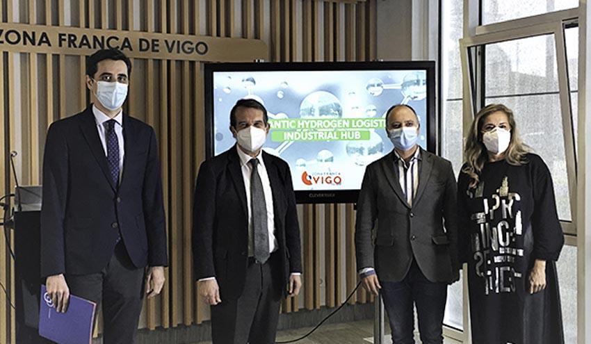 La Zona Franca de Vigo cuenta con EnergyLab para proyectar una planta de hidrógeno verde en Balaídos