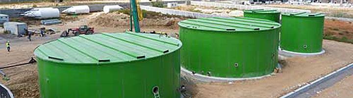 Toro Equipment suministra digestores anaeróbicos W-Tank® en una planta de tratamiento de residuos