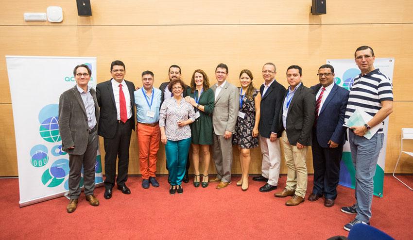 Aclima firma un convenio con la CAR de Cundinamarca, SPRILUR e Ihobe para la mejora del Río Bogotá