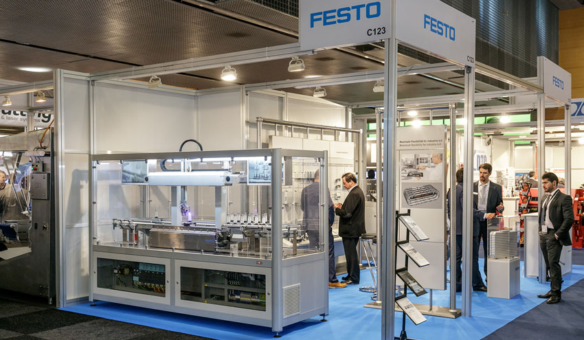 Festo participa en Advanced Factories, la gran cita de la Industria 4.0