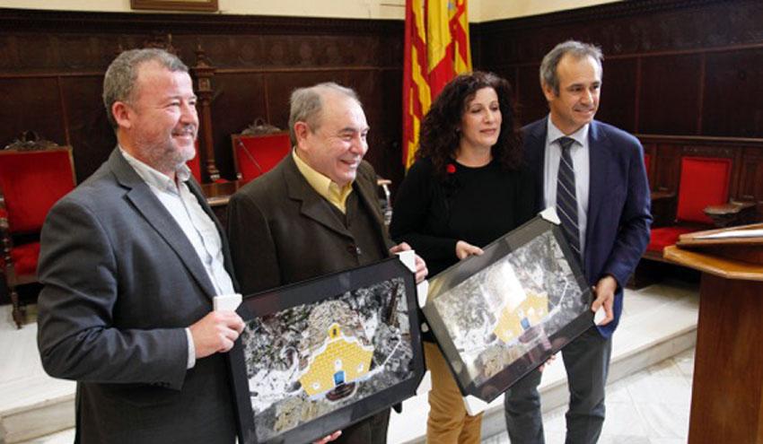 """Global Omnium/Aguas de Valencia y el ayuntamiento de Sagunto clausuran """"SAGUNT, fets d'aigua"""""""
