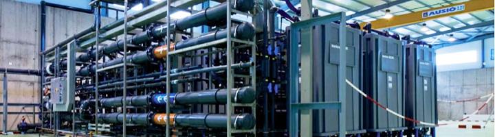 Tedagua gestionará la explotación de las instalaciones de reutilización y desalación de la isla de Tenerife