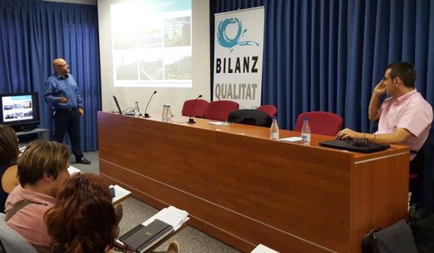 LABAQUA participa en el curso de Bilanz Qualitat sobre innovación en la calidad del agua