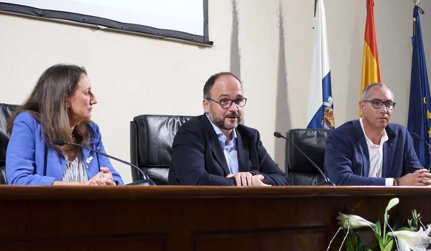 El Gobierno de Canarias dedica unas jornadas al nuevo reglamento europeo sobre la reutilización de agua