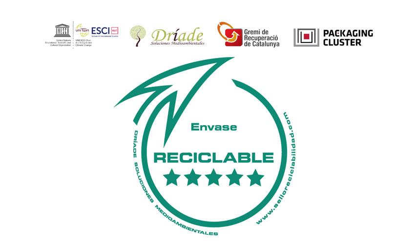 Se crea la alianza por la reciclabilidad de los envases