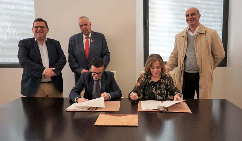 Promedio gestionará el servicio de abastecimiento en alta desde los embalses de Los Molinos y Zafra