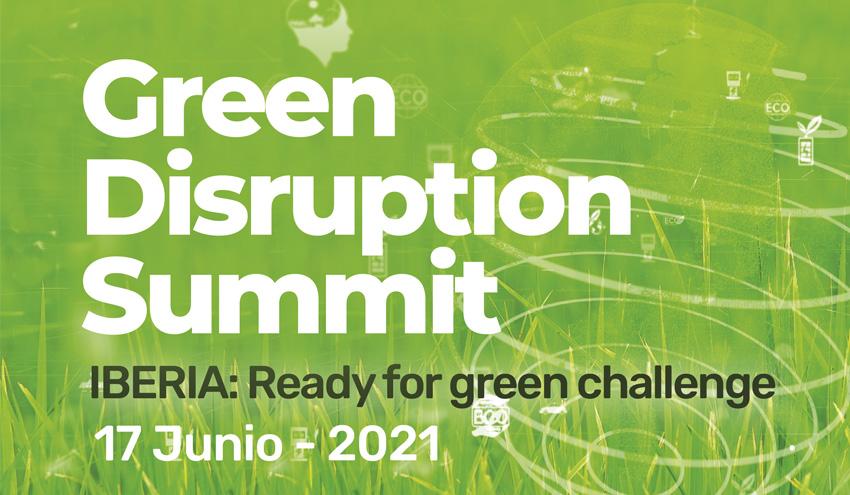 Mérida acogerá el I Encuentro Europeo de Tecnologías Disruptivas para la Revolución Verde: Green Disruption Summit