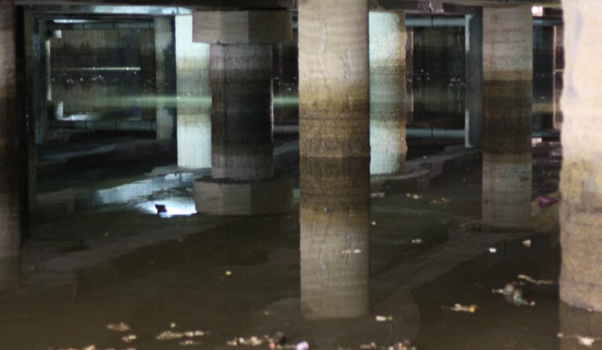 Canal de Isabel II retira más de 27.000 toneladas de residuos sólidos de los sistemas de saneamiento