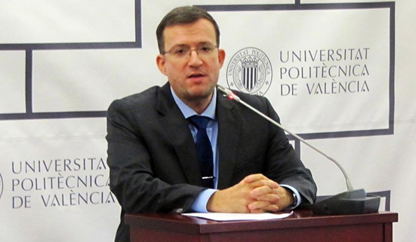 Manuel Pulido, nuevo coordinador de los Institutos Universitarios de Investigación de la UPV