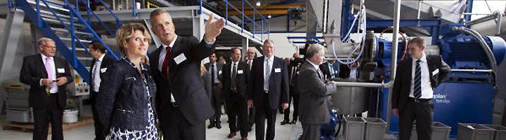 VECOPLAN inaugura en Alemania el centro de desarrollo de tecnologías medioambientales más grande y avanzado del mundo
