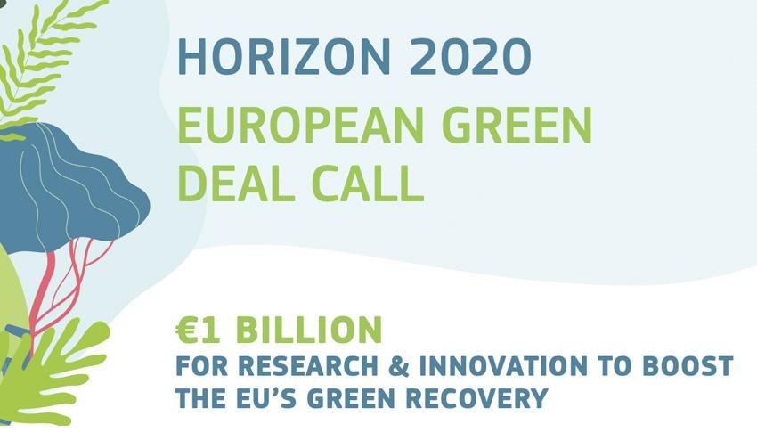 El CDTI organiza un webinario sobre la convocatoria de financiación de proyectos del EU Green Deal