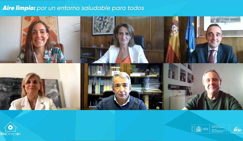 El MITECO presenta una nueva herramienta para conocer la calidad del aire en España en tiempo real