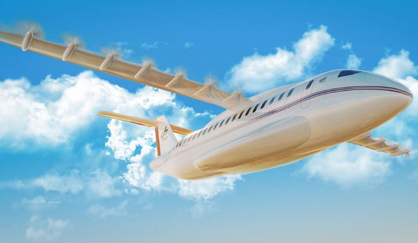 Hacia la neutralidad climática en la aviación en 2050