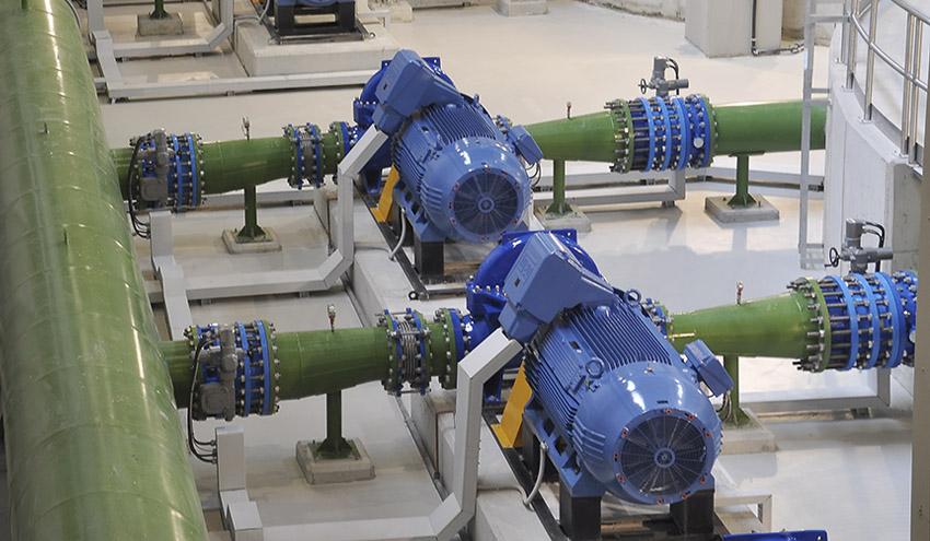 El Consorcio de Aguas Bilbao Bizkaia se abastece completamente de energía renovable