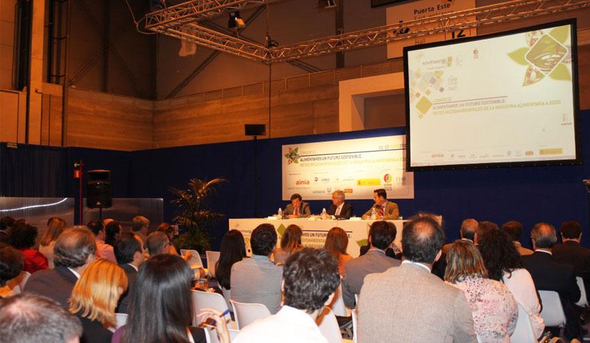 La industria de alimentación y el medio ambiente confluirán en ENVIFOOD Meeting Point 2016