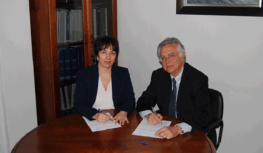 La Fundación para la Economía Circular firma un convenio de colaboración con el Instituto de Turismo Responsable