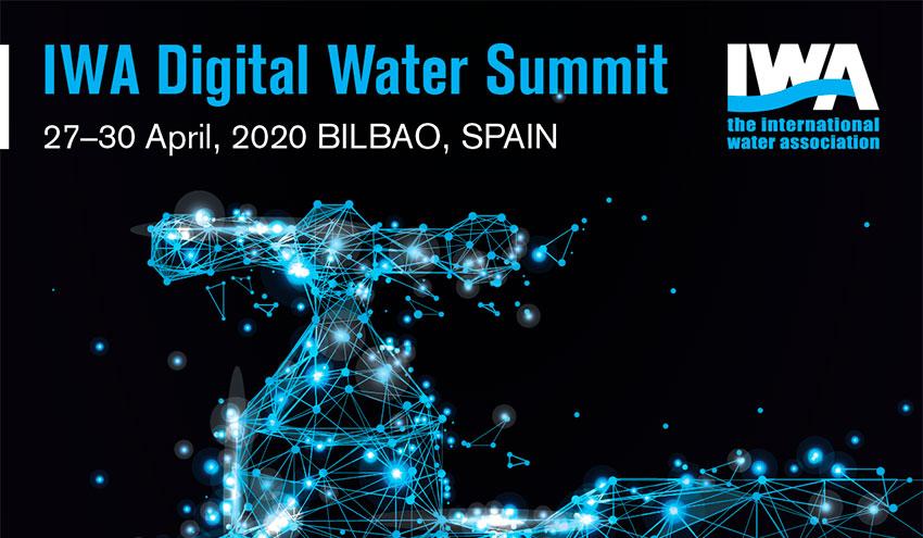Bilbao acogerá la primera cumbre internacional sobre Agua Digital de la IWA en abril