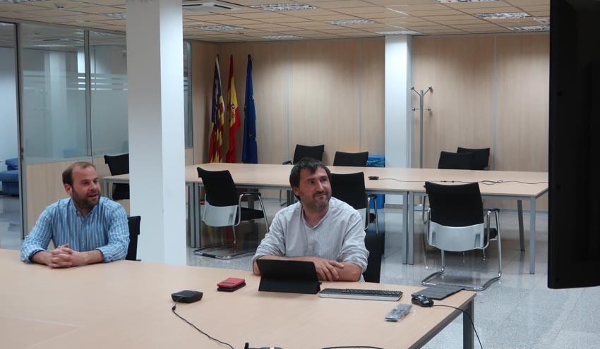 Baleares le reclamará al Estado que asuma los costes del transporte de residuos de Formentera