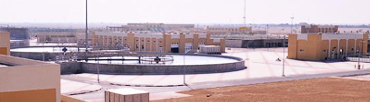 Degrémont desarrollará la ampliación de la planta de tratamiento y reciclaje de aguas residuales de Doha West