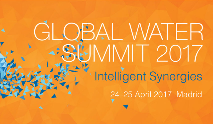ACCIONA Agua tendrá una destacada participación en Global Water Summit 2017