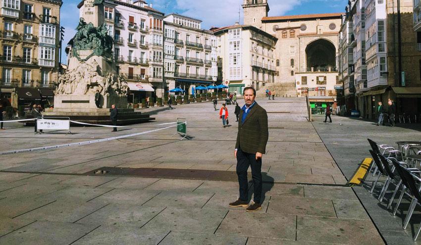 Rebi avanza en el proyecto de la nueva Red de Calor con Biomasa de Vitoria-Gasteiz