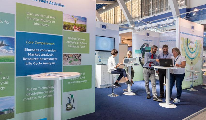 El Congreso EUBCE muestra el gran potencial de los biocarburantes para el transporte