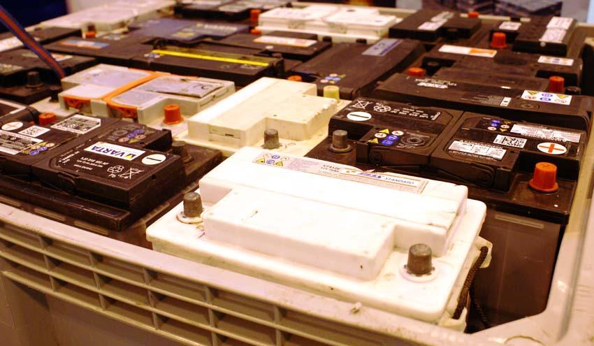 Hacia el reciclado de baterías de ion litio y la recuperación de sus materiales valiosos y críticos