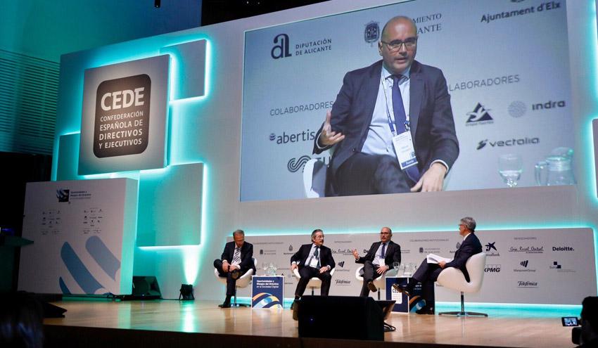 SUEZ Spain participa en el XVI Congreso de CEDE, centrado en la era digital