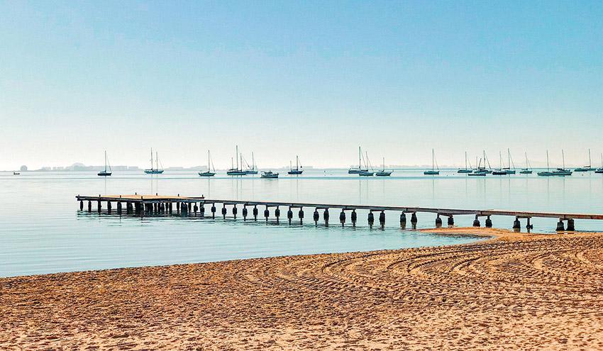 La desalobración de aguas subterráneas en el Campo de Cartagena podría ayudar a descontaminar el Mar Menor