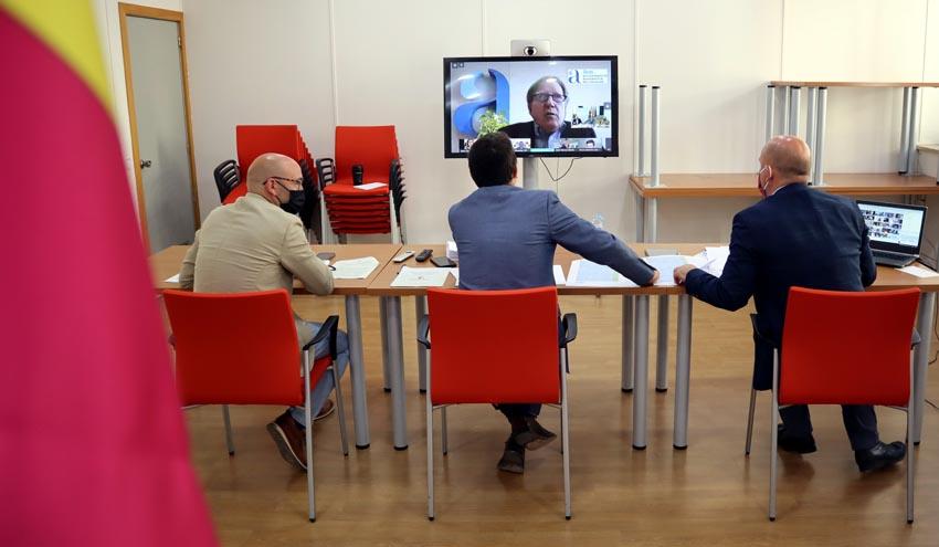 AEAS participa en la reunión de la Mesa del Agua de Castilla-La Mancha