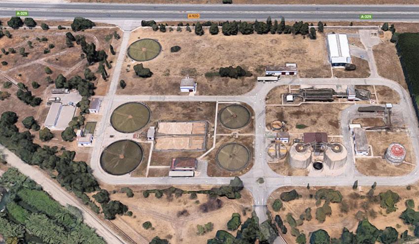 Junta de Andalucía aprueba la construcción de la agrupación de vertidos de ocho localidades granadinas