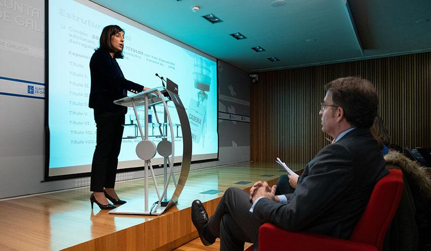 La nueva Ley de Residuos de Galicia intensificará la lucha contra el desperdicio alimentario y los plásticos