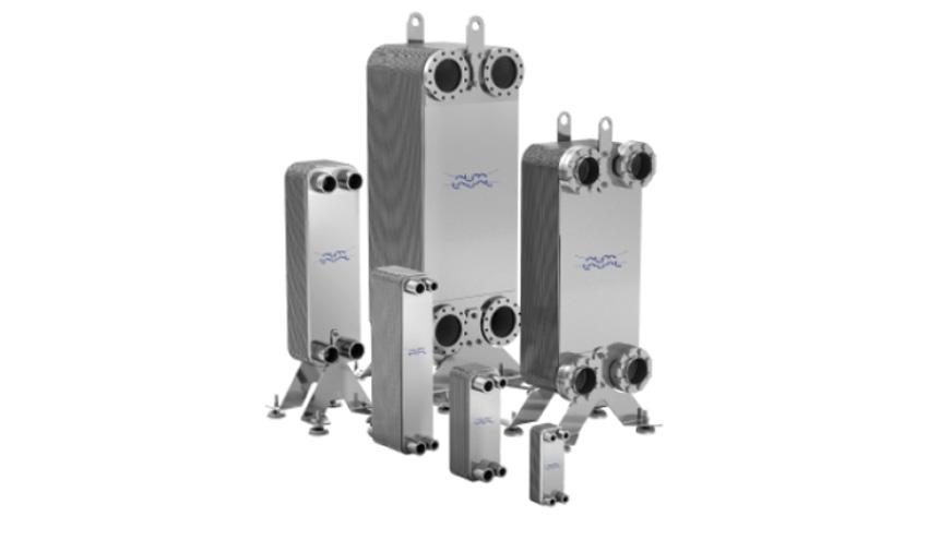 El AlfaNovaTW® 66 de Alfa Laval abre la puerta a sistemas de agua caliente sanitaria más seguros