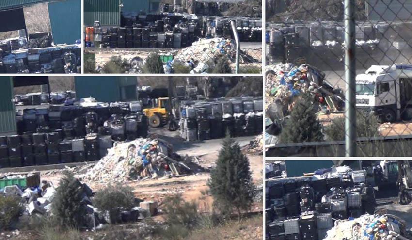 Chiloeches: Espejo de los problemas del sector de residuos industriales